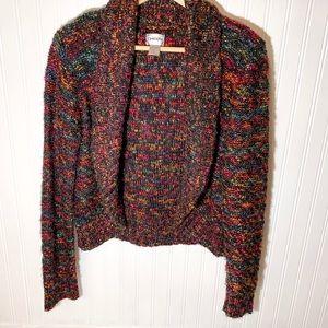 Chico's Multicolored Cardigan Sweater